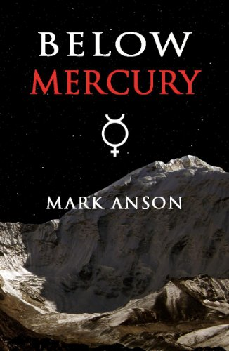 Below Mercury by Mark Anson ebook deal
