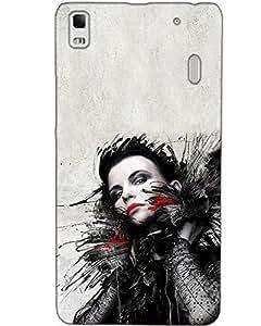 WEB9T9 Lenovo K3 note back cover Designer High Quality Premium Matte Finish 3D Case