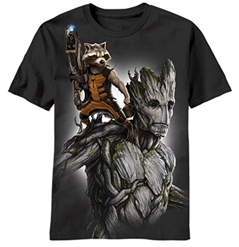 Guardians of the Galaxy Fully Loaded M T-Shirt