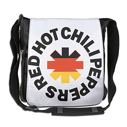 AIJFW The Chili Peppers RHCP Fashion Multifunctional Crossbody Bags Shoulder Bag For Men's & Women's Everyday