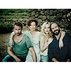 A Bigger Splash (Blu-ray)