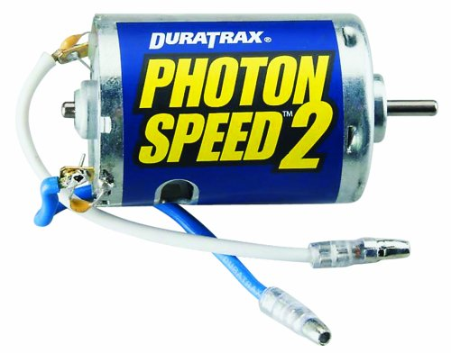 Duratrax Photon Speed 2 Motor with Connectors Evader EXT