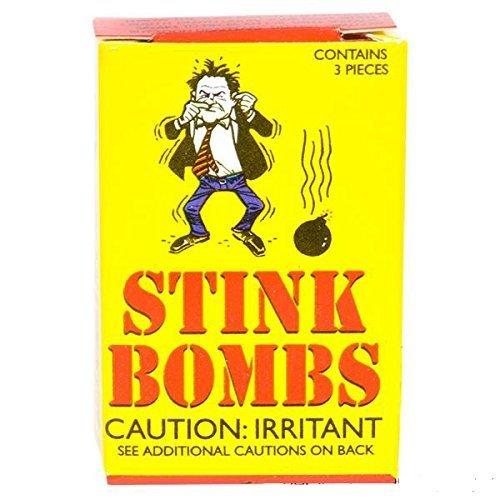 Hepkat Provisioners Stink Bombs Practical Joke by Loftus International