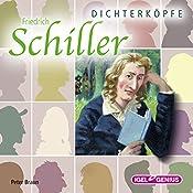 Friedrich Schiller (Dichterköpfe) | Peter Braun