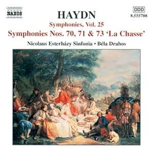 Sinfonien Vol. 25