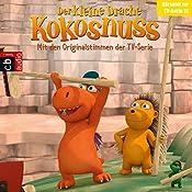 Reingefallen / Taxi für Adele / Kokosnuss Express / Wie geschmiert (Der Kleine Drache Kokosnuss - Hörspiel zur TV-Serie 12) | Ingo Siegner