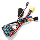 General Hobbypower Racing 60 A V2 Xt60 Plug Bl Speed Controller Esc For Rc 1/10 1/12 Car
