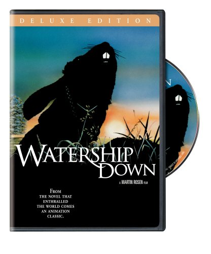 Cover art for  Watership Down (Deluxe Edition)