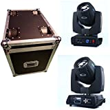 Roccer Moving Heads Light Sharpy Beam Bee eyes For Stage Light (2pcs 7R 230w Moving Head (withFlight Case))