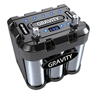 Amazon Com Gravity 800 Amp Car Battery Capacitor Gr 800bc