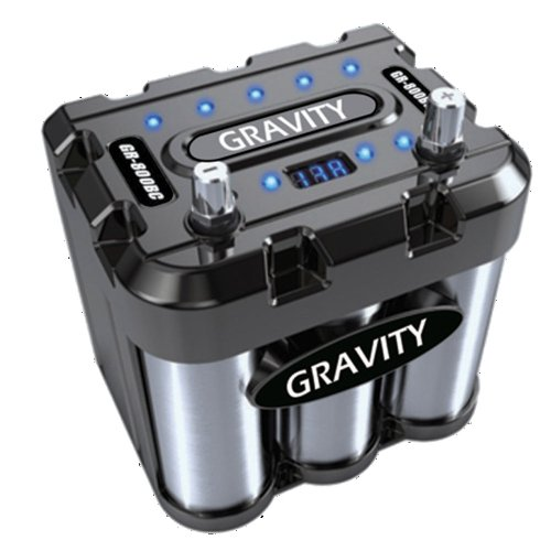 GRAVITY 800 AMP CAR BATTERY CAPACITOR GR-800BC Review - Sofia ...