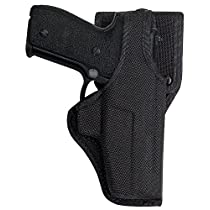 Bianchi Accumold Black Holster 7115 Vanguard (Size 11Glock 19/23)