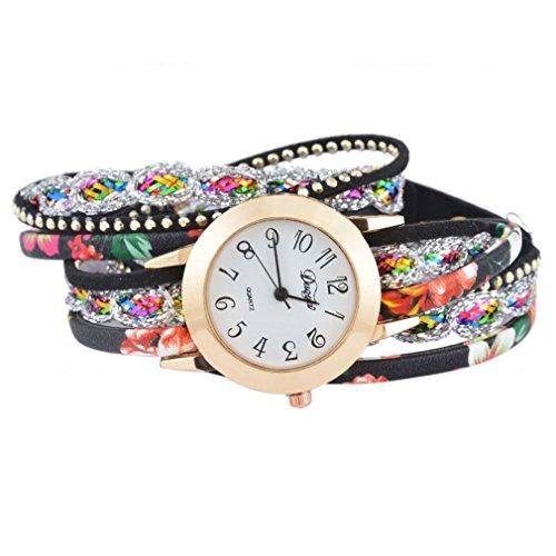 souarts-femme-montre-a-quartz-multi-rangs-tisse-style-ethnique-noir-59cm-1pc