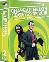 Chapeau melon et bottes de cuir : The Avengers, Vol.2 - Coffret 8 DVD