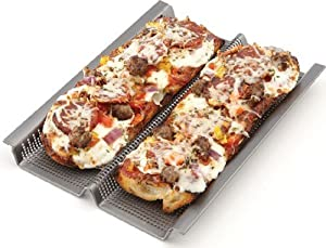 Chicago Metallic Non-Stick Open Face Sub Sandwich Pan