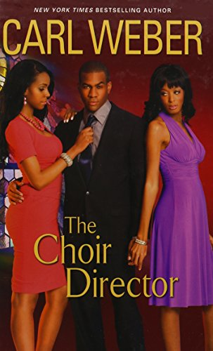 book cover of The Choir Director