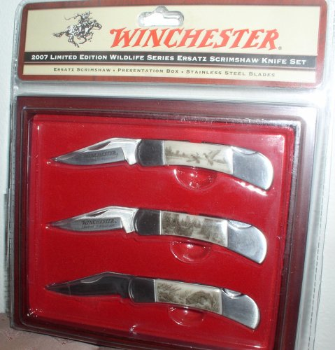 Gift Boxed Limited Edition Winchester Wildlife Series