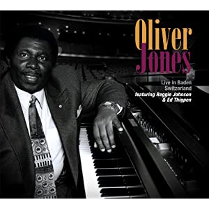 Oliver Jones - Live in Baden, Switzerland