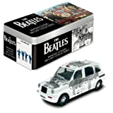 Limited Edition The Beatles Revolver Taxi and Collectors Tin