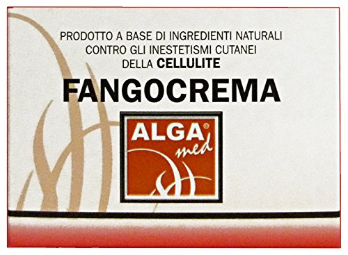 ALGAMED Fango Crema Anti-Cellulite 300 Ml. Cura del corpo