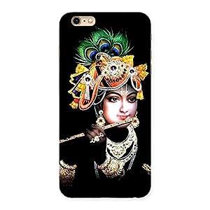 Flute Krishna Back Case Cover for iPhone 6 Plus 6S Plus