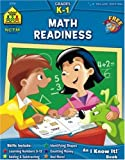 Math Readiness K-1: I Know It! Workbook