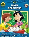 Workbooks-Math Readiness Grades K-1