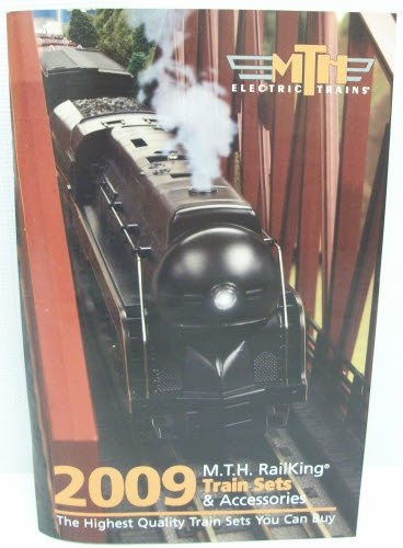 MTH 2009 Train Sets & Accessories Product Catalog - 1