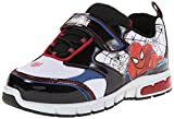Disney Marvel Spider-Man Athletic 906 Shoe (Toddler/Little Kid), Multi, 8 M US Toddler