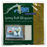 Blue Dragon Spring Roll Wrappers, 4.7 oz