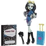 Monster High - Muñecas Scaris deluxe Frankie Stein (Mattel Y7647)