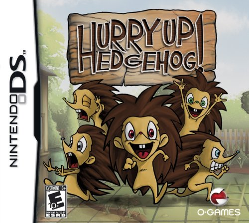 Hurry Up Hedgehog! - Nintendo DS - 1