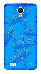WOW Printed Designer Mobile Case Back Cover For Vivo Y21