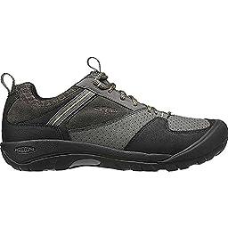 KEEN Men\'s Montford Shoe, Magnet, 12 M US