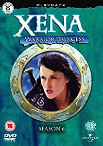 Xena: Warrior Princess - Season 6 [Import anglais]
