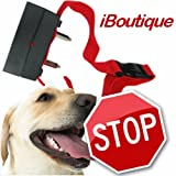 iBoutique Advanced Anti-Bark Dog Collar With Intelligent Sensor To Avoid False Triggering. Completely Humane. Results In 30 Days Or Your Money Backby iBoutique�