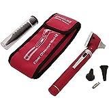 Otoscope Poche Fibre Optique Mini - rouge + Livraison Gratuite