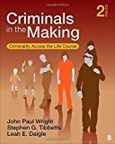 img - for Criminals in the Making: Criminality Across the Life Course 2nd edition by Wright, John P. (Paul), Tibbetts, Stephen G., Daigle, Leah E (2014) Paperback book / textbook / text book