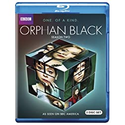 Orphan Black: Season 2 (Blu-ray)