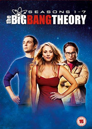 The Big Bang Theory: Season 1-7 (2007) (Big Bang Theory Dvd Season 1 compare prices)