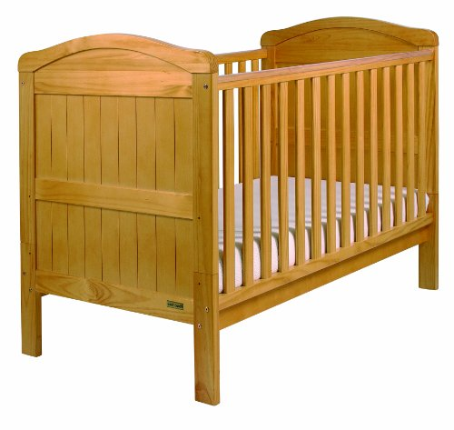 East Coast Country Cot Bed (Antique)