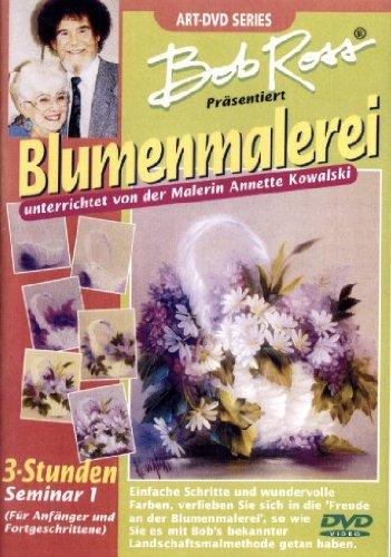 Bob Ross - Blumenmalerei