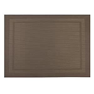 yesurprise 4pcs platzset tischset platzdeckchen platzmatten placemats abwaschbar kunststoff pvc. Black Bedroom Furniture Sets. Home Design Ideas