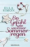 Image de Ein Gefühl wie warmer Sommerregen: Roman
