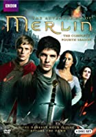 Merlin The Complete Fourth Season from BBC Warner