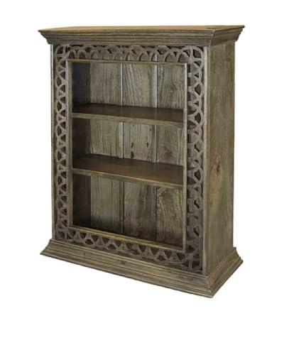 Coast To Coast Delancey Bookcase, Grey