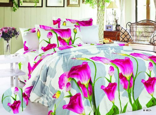 AR198Q Arya Full-Queen- 6 Pieces Duvet Cover