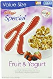 Kellogg's Special K Cereal, Fruit and Yogurt, 16.6 Ounce