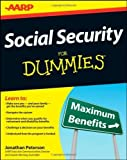 img - for Social Security For Dummies by Peterson, Jonathan 1st (first) Edition (4/17/2012) book / textbook / text book