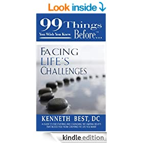 99 Things You Wish You Knew Before Facing Life's Challenges (99 Series)